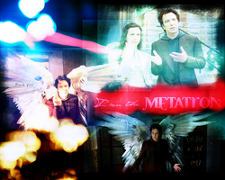I am the Metatron by nazarienne