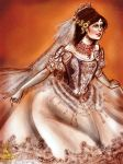 APH: The Royal Bride by thecarefree