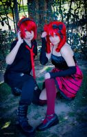Teto and Ted Magnet Version -21 by DamianNada