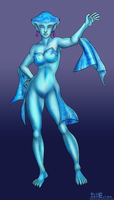 Princess Ruto 09192014 by BLUEamnesiac