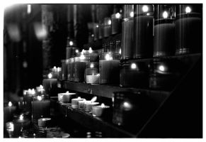 By Candlelight II by Lekompakt