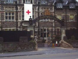 St Albions Hospital by poisonmarea
