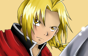 Edward Elric by Sunny-berry