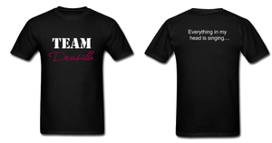 Team Drusilla T-shirt by Spooky-Elric