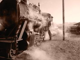 Classic Steam Up by TomRedlion