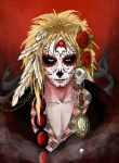 Goblin King - Los Muertos Finish! by orientalbunny