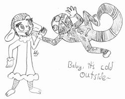 Baby, It's Cold Outside by Strudel--Cutie4427