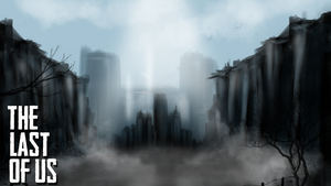 The Last Of Us - Ghost City by Buttu1991