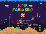 Super Mario Bros X by Nicolol881