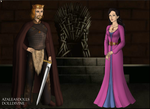GG Redesigns: Galleth and Lilla by JENNY-87
