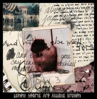 Lonely Hearts Are Always... by applesandshanana