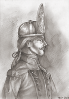 Polish Grenadier by JanBoruta