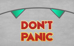 Don't Panic Marvin by Miripi