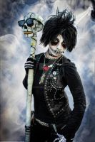 Johnny Reaper the UNderworld Dropout by angie2d
