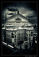 Opera in Paris by vadim007