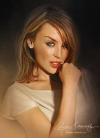 Pretty Face P2 - Kylie Minogue by Amro0