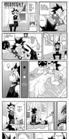 [Puzzleshipping Doujinshi] Midnight by pika92