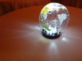 Globe by Meow-Stock