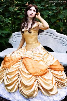 Beauty and the Beast by cupcakecosplay
