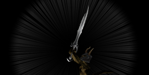 MMD Skyrim Weapon Pack 1 by Valforwing