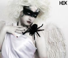 Spider Angel by HexPhotography