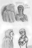 The truth confronts Valanice by Akril15