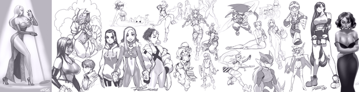 Breaksketch Compilation 3 by Robaato