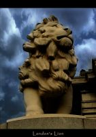 Lion from London by pshemeknott