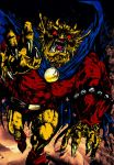 Rise, the Demon Etrigan by StevenVnDoom