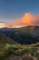 Trail Ridge Sunrise 7067 by pesterle