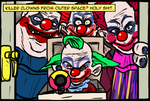 Killer Klowns from Outer Space by theEyZmaster