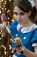 Little Sister - Katsucon 2012 by JaggerLovesYou