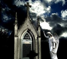 Cemetery Angel by Gothicmama