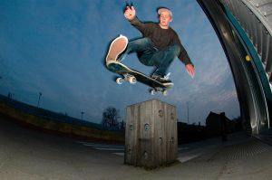 Onefoot ollie by mortenwesth
