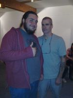 When I Met Henry Rollins (ref for mygrimmbrother) by Padawan-RaZen