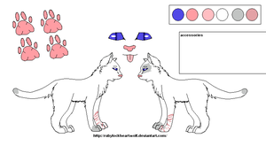 Silverjaw reference page by TwilightLuv10