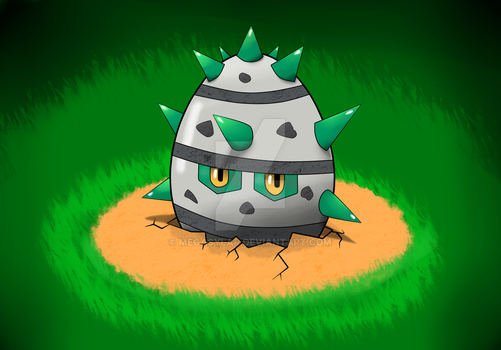 Weekly Challenge - 06 - Grass Type by MegaSylar