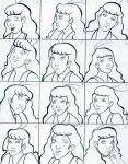 12 Brian Faces by MissIp