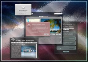 CrystalClear Interface 2.2: 4 by marsmuse