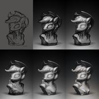 Applebust [WIP] by AssasinMonkey