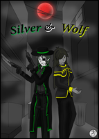 Silver and Wolf - Characters by CMZero