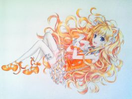 Vocaloid: SeeU by Enolay