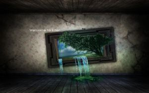 Welcome to Eden by Nivashka