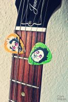 picks ahoi by ChrisAndHisGuitar