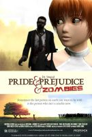 Pride prejudice and zombies by muetank