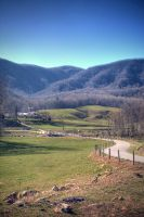 Linville Valley by seenew
