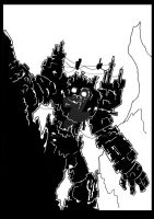Colossus by Clayman8