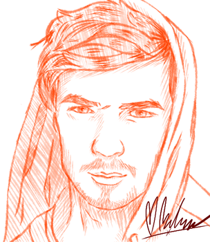 Jacksepticeye by clearscorpse