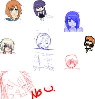Little iScribble Dump by xxkeikochanxx
