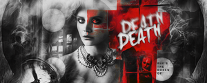 Queen of death by Evey-V